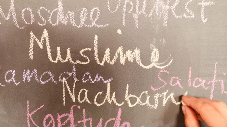 Islambilder in Schulbüchern